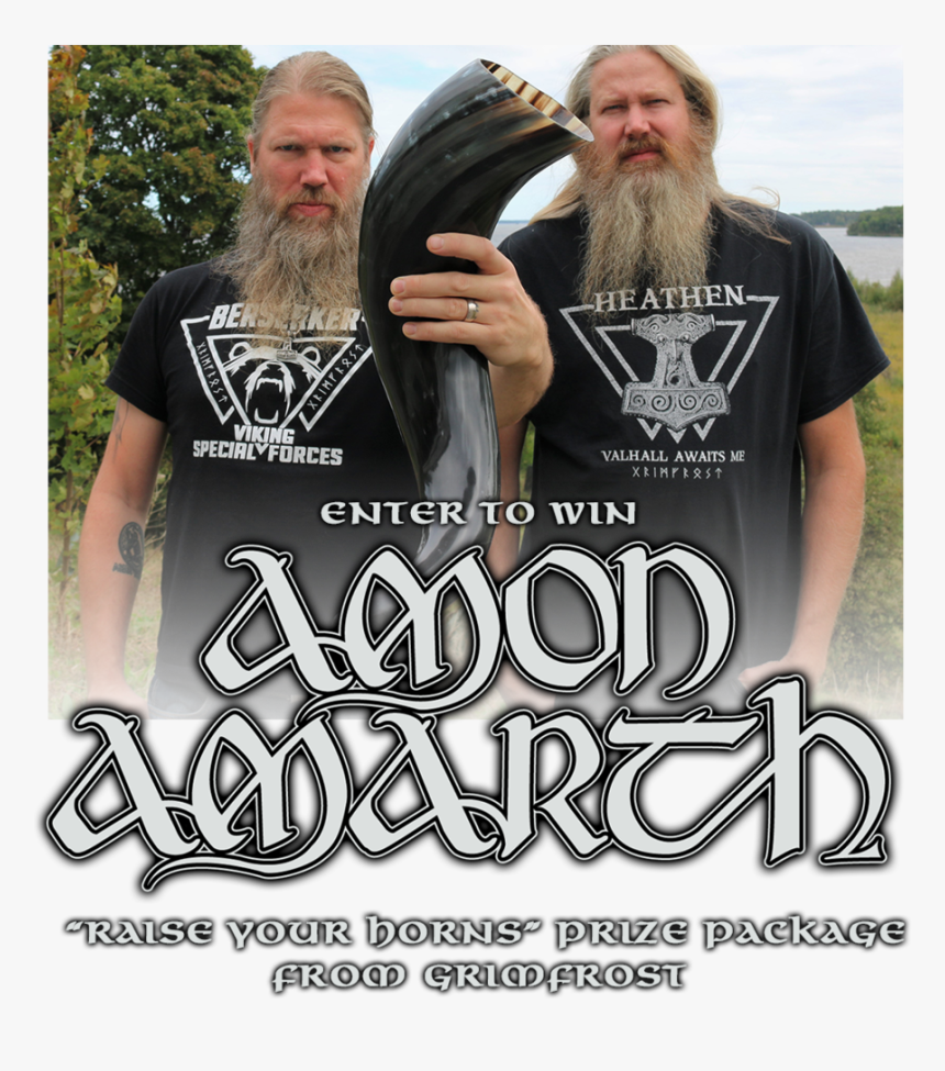 Amon Amarth Trinkhorn, HD Png Download, Free Download