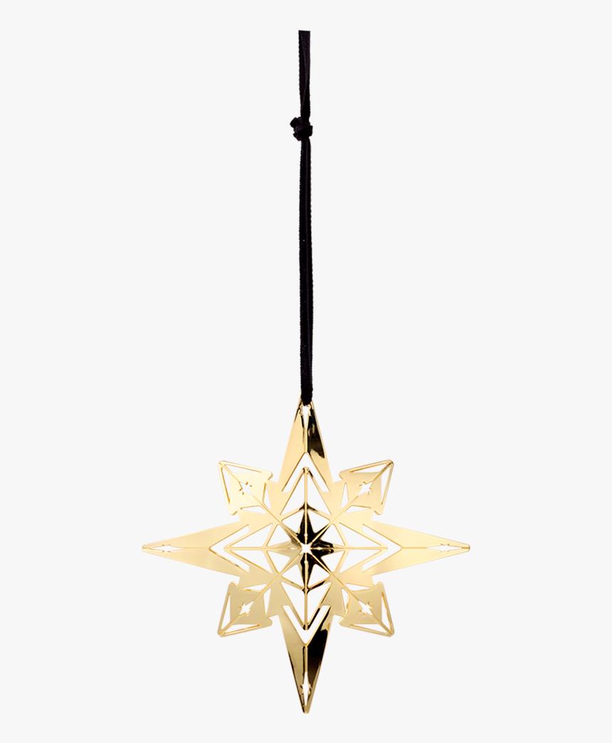 Star Pendant H9 5 Gold Plated Karen Blixen - Pendant, HD Png Download, Free Download