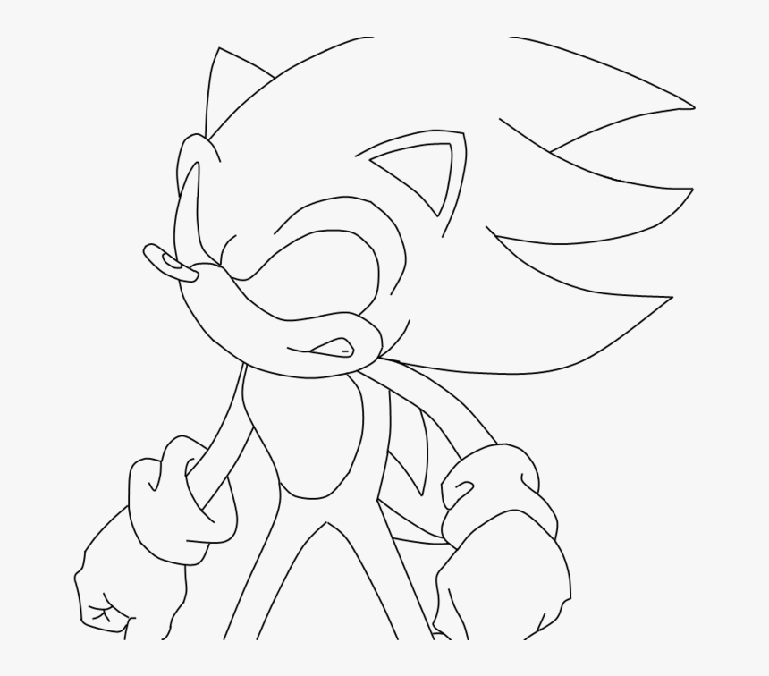 Sonic - Free printable Coloring pages for kids | 756x860