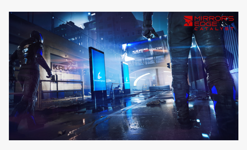 "Mirror""s Edge Catalyst Xbox One - Mirrors Edge Catalyst World, HD Png Download, Free Download"