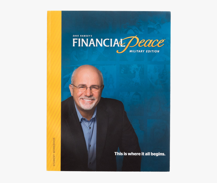 Military Product - Financial Peace University Dvd Cover, HD Png Download, Free Download