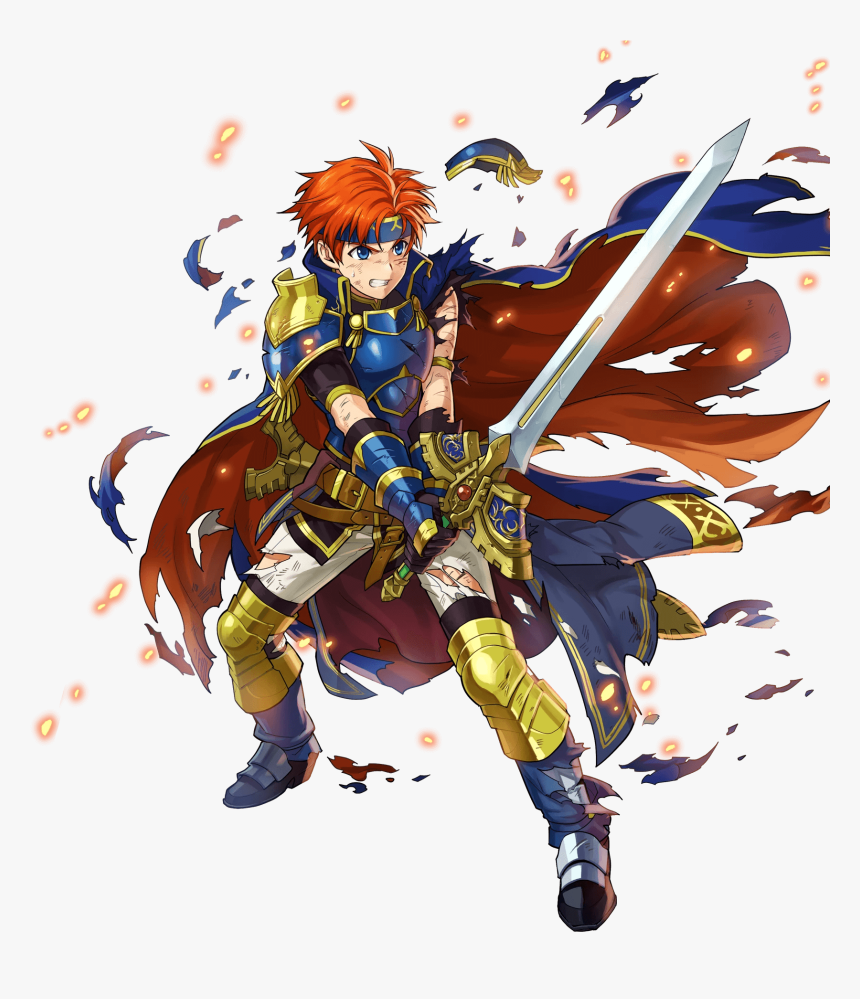 Fire Emblem Heroes Roy, HD Png Download, Free Download