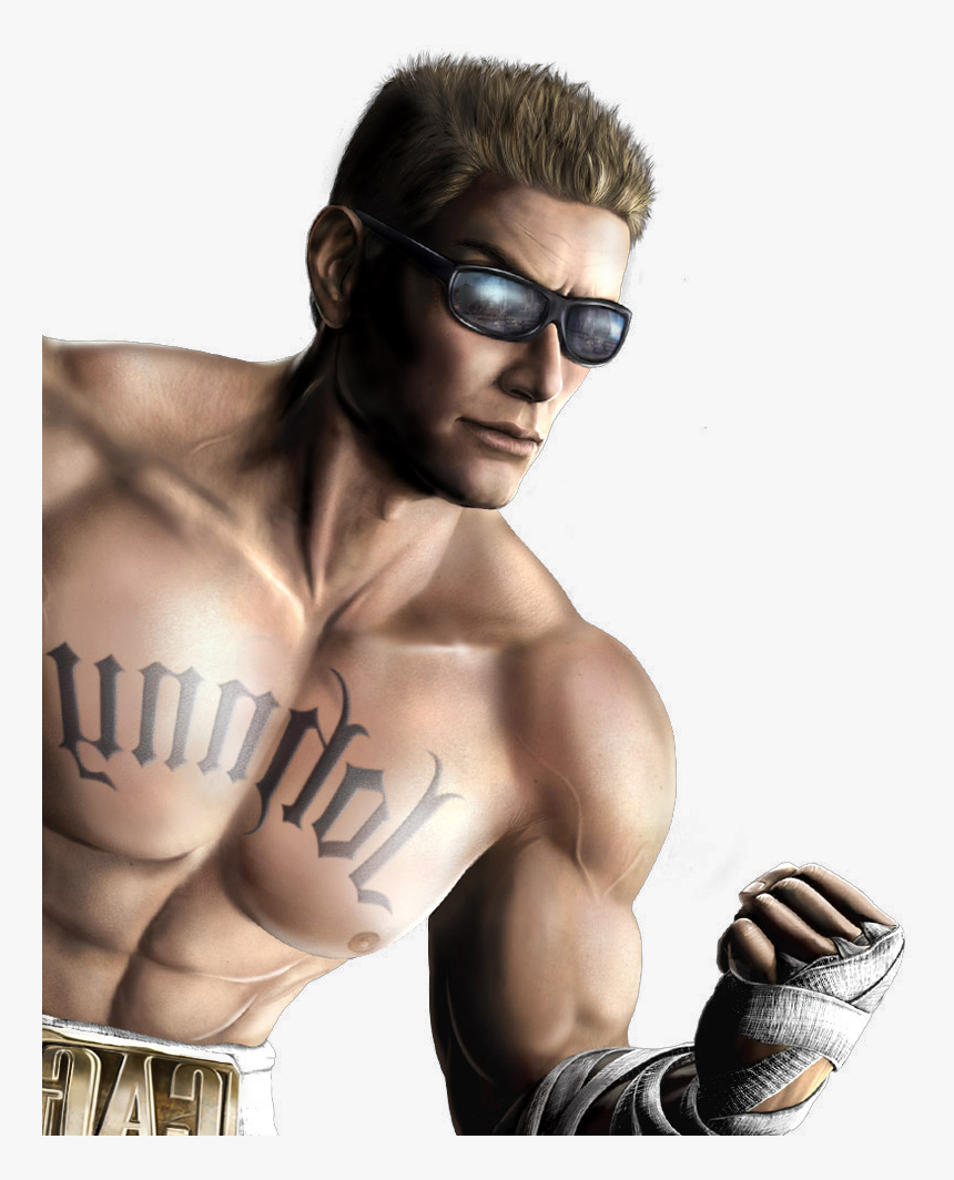 Johnny Cage Mk9, HD Png Download, Free Download