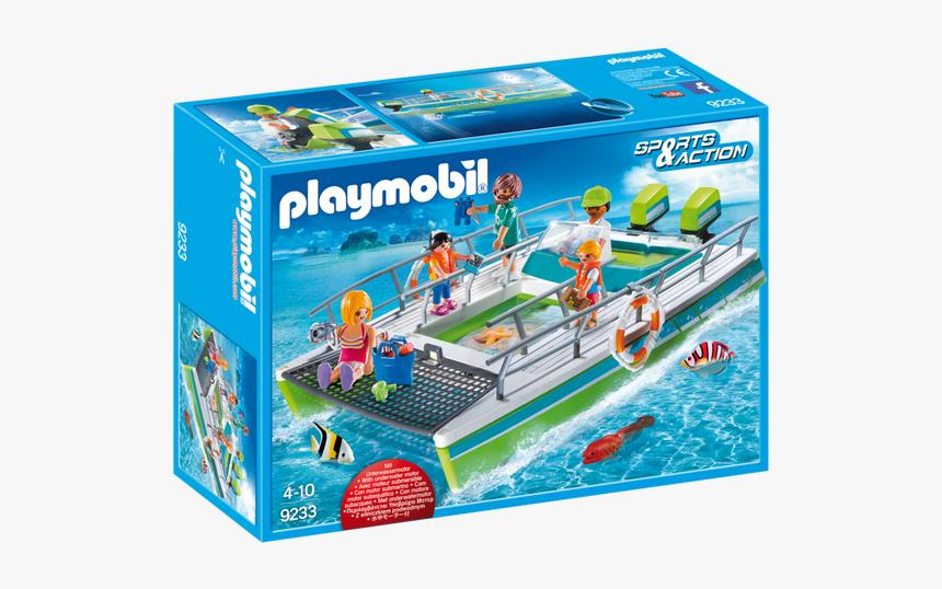 Catamaran Playmobil, HD Png Download, Free Download