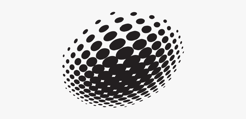 Halftone Element Art - Graphic Design, HD Png Download, Free Download