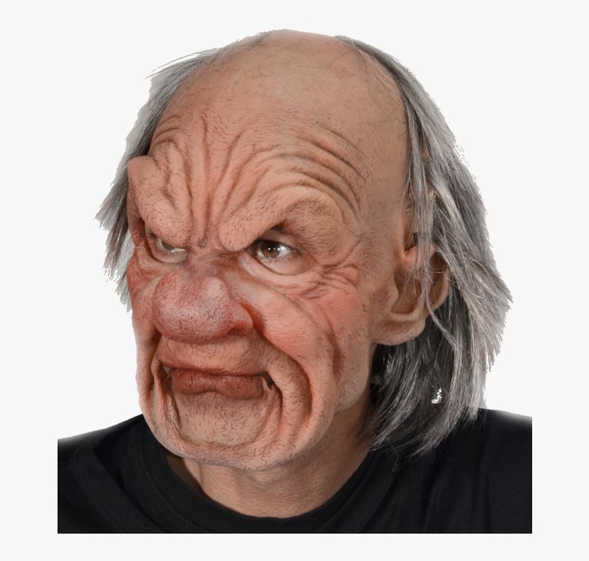Old Man Big Red Nose, HD Png Download, Free Download
