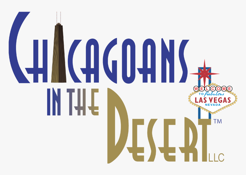 Chicagoans In The Desert - Graphic Design, HD Png Download, Free Download