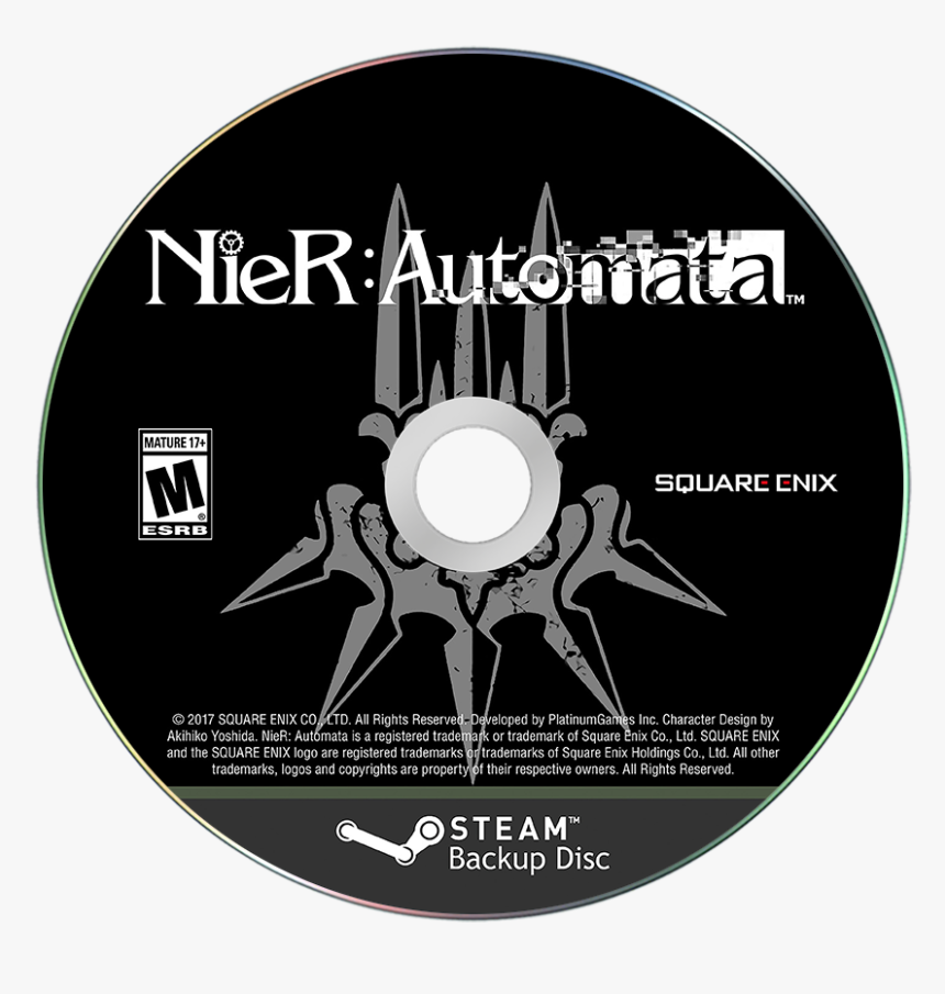 Transparent Duel Disk Png - Nier Automata X Final Fantasy 15, Png Download, Free Download