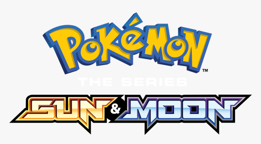 Pokémon The Series - Pokemon The Series Sun And Moon, HD Png Download, Free Download