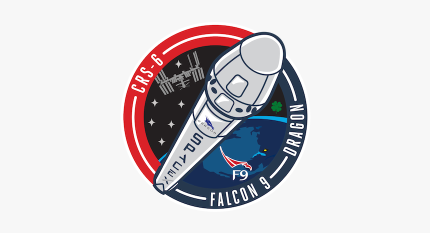 Space X Patch, HD Png Download, Free Download