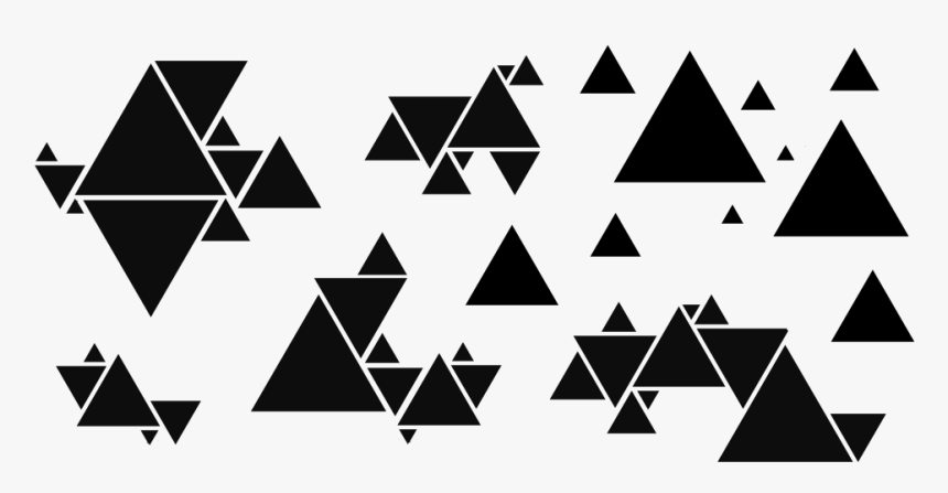 Ukran Soochi Co - Triangle Collage, HD Png Download, Free Download