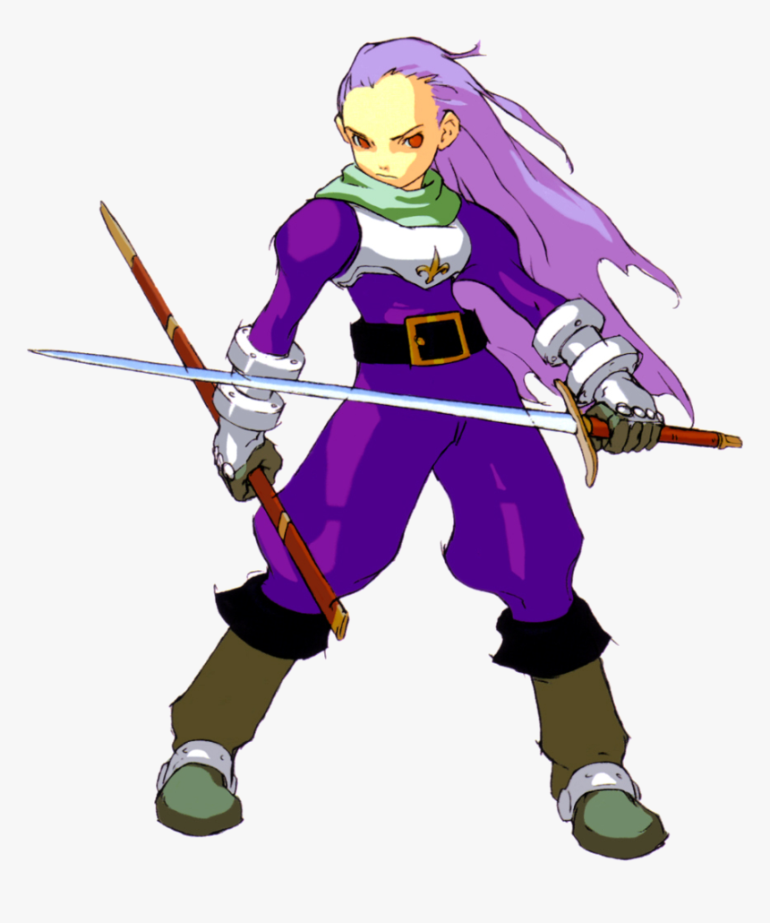 Miraclegene Sprite - Breath Of Fire Iii Teepo, HD Png Download, Free Download