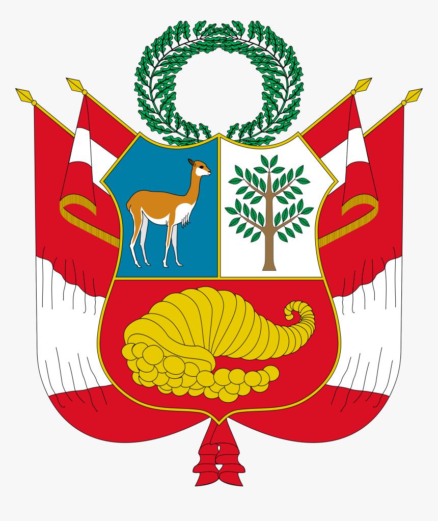 Peru Coat Of Arms, HD Png Download, Free Download