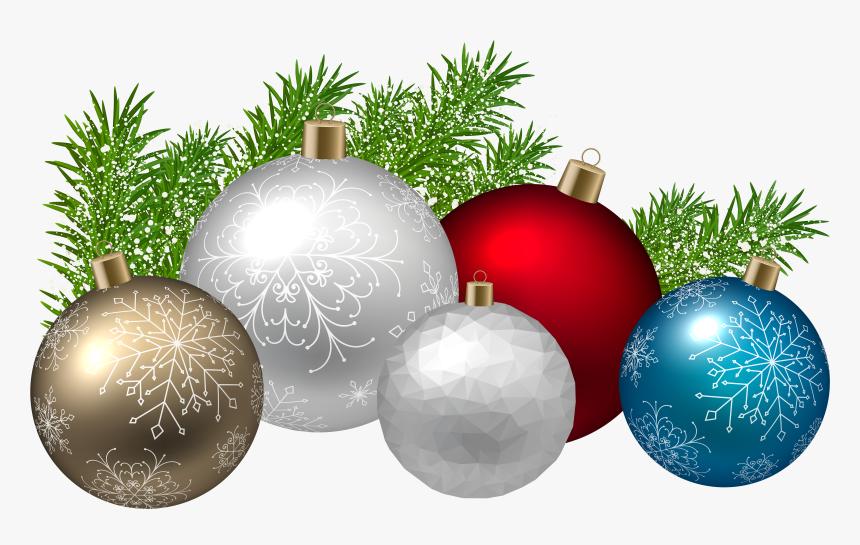 Transparent Christmas Baubles Clipart - Png Format Christmas Tree Png, Png Download, Free Download