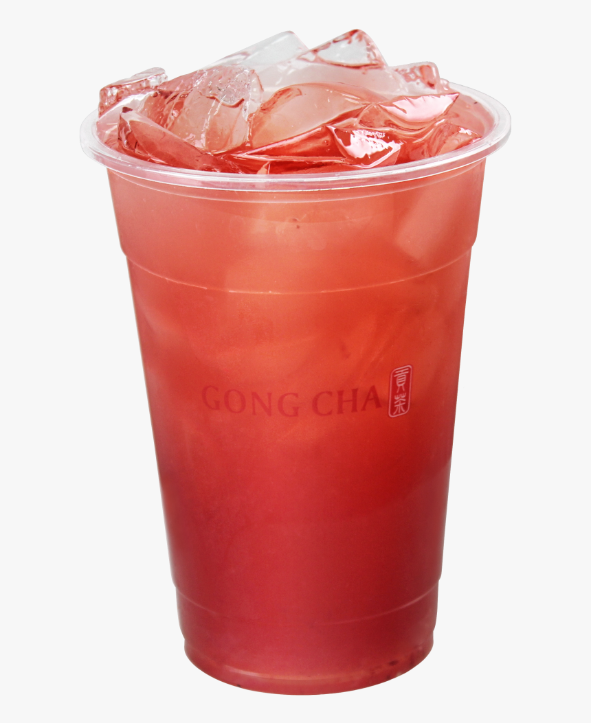 Strawberry Soda Png, Transparent Png, Free Download