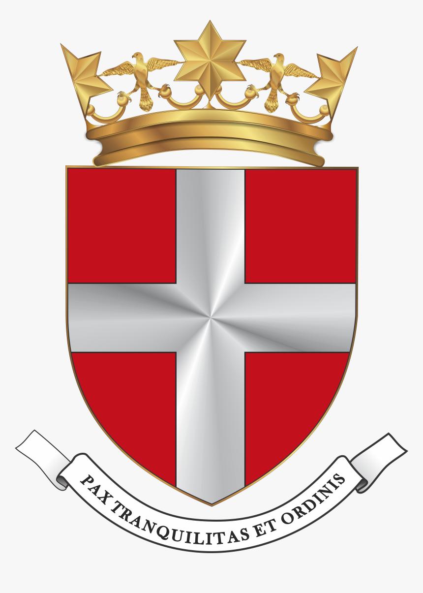 Brasão De Armas Do Comando Distrital De Portalegre - Comando Metropolitano Do Porto, HD Png Download, Free Download