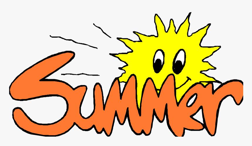 Corner Summer Cliparts - Clip Art Summer Heat, HD Png Download, Free Download