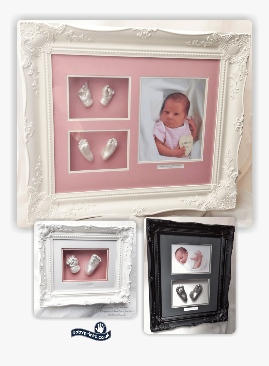 Life Casting Christmas Gifts - Picture Frame, HD Png Download, Free Download