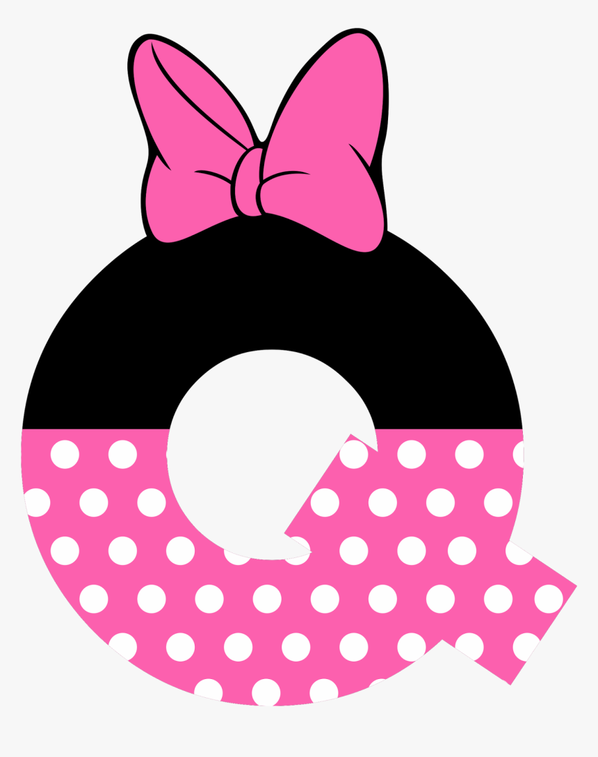 You Might Also Like - Minnie Mouse Pink Letter B, HD Png Download, Free Download