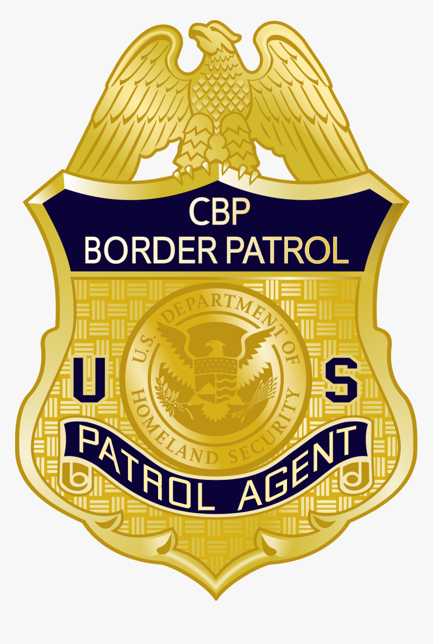 Border Patrol Badge Svg, HD Png Download, Free Download