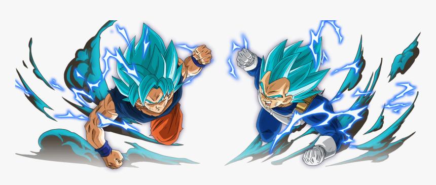 Goku Y Vegeta, Son Goku, Dbz Characters, Dragon Ball - Dragon Ball Png Goku Y Vegeta, Transparent Png, Free Download
