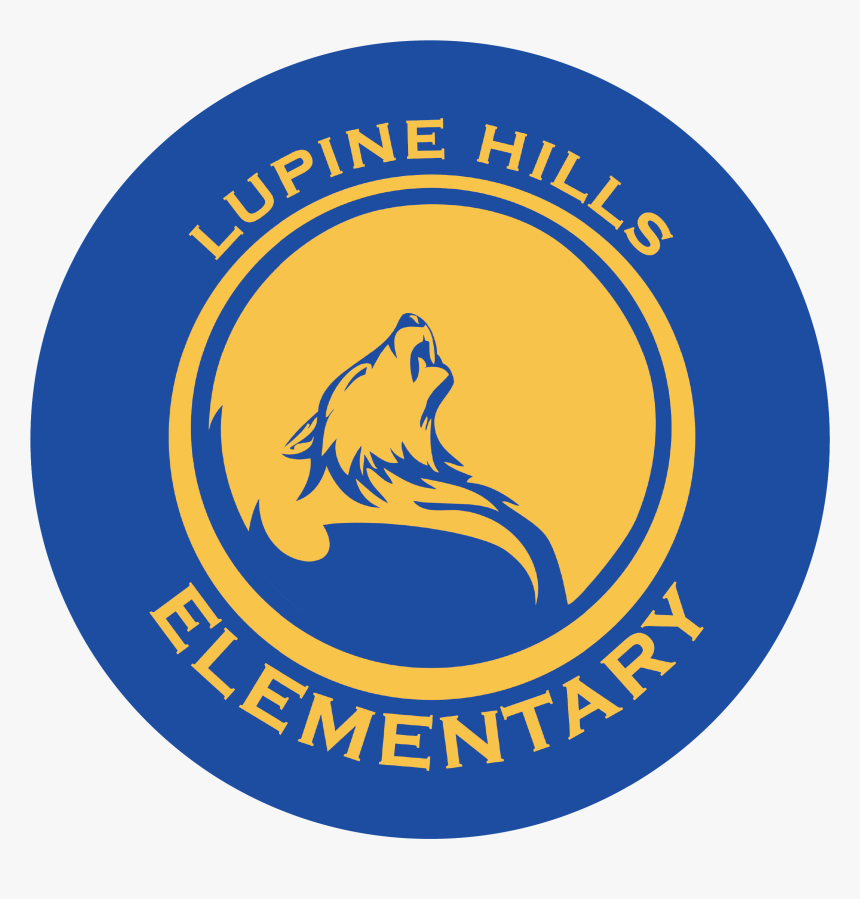 Lupine Hills Elementary Logo, HD Png Download, Free Download