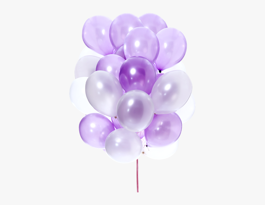 Transparent Purple Balloons Png, Png Download, Free Download
