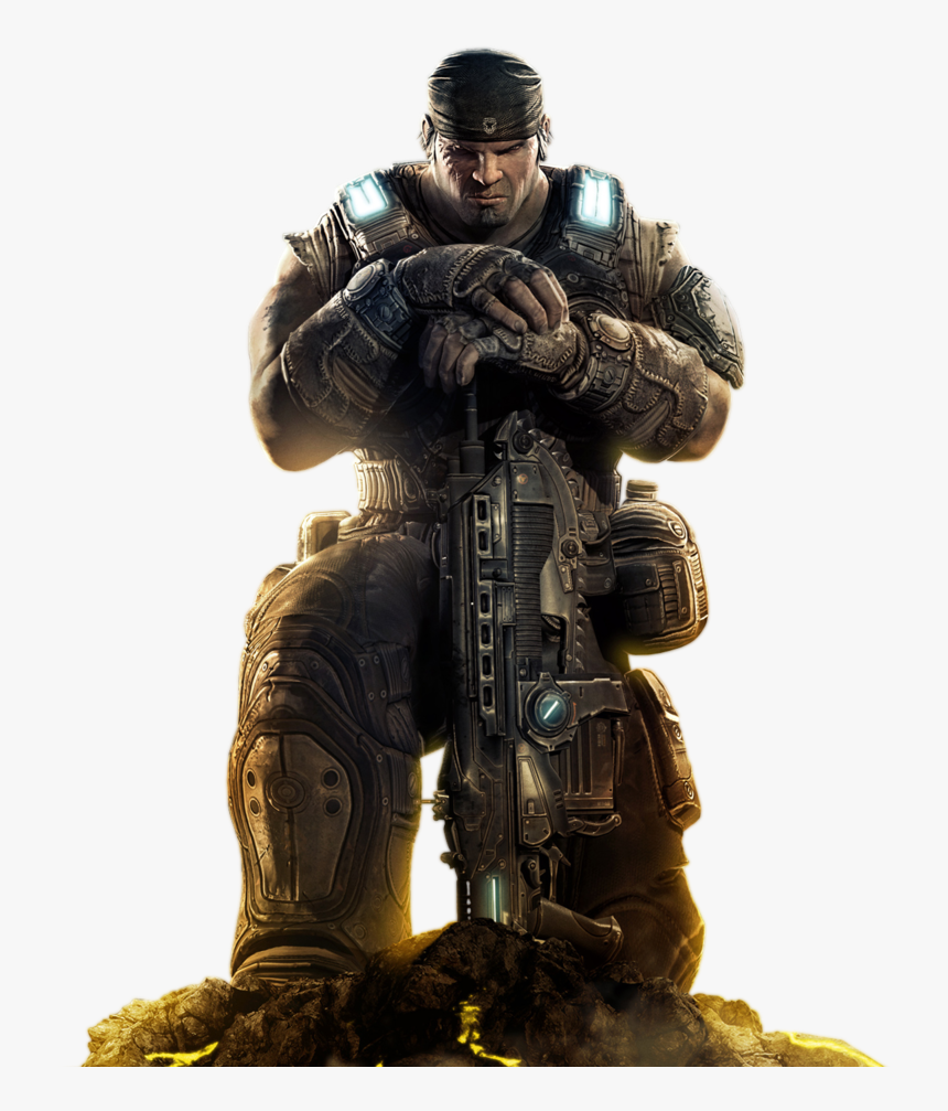 Gears Of War Png Image - Gears Of War Png, Transparent Png, Free Download