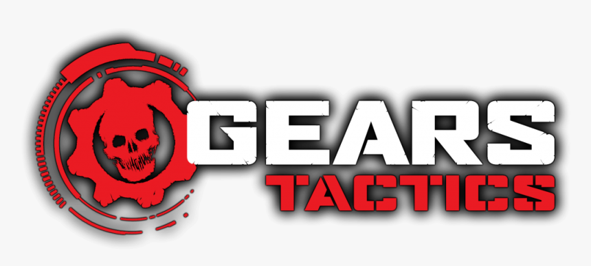 Gears Tactics Logo, HD Png Download, Free Download