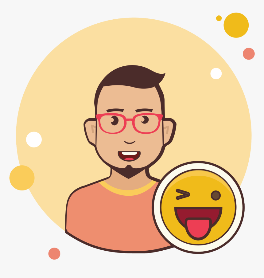 Happy Man Icon - Man Icon Png, Transparent Png, Free Download