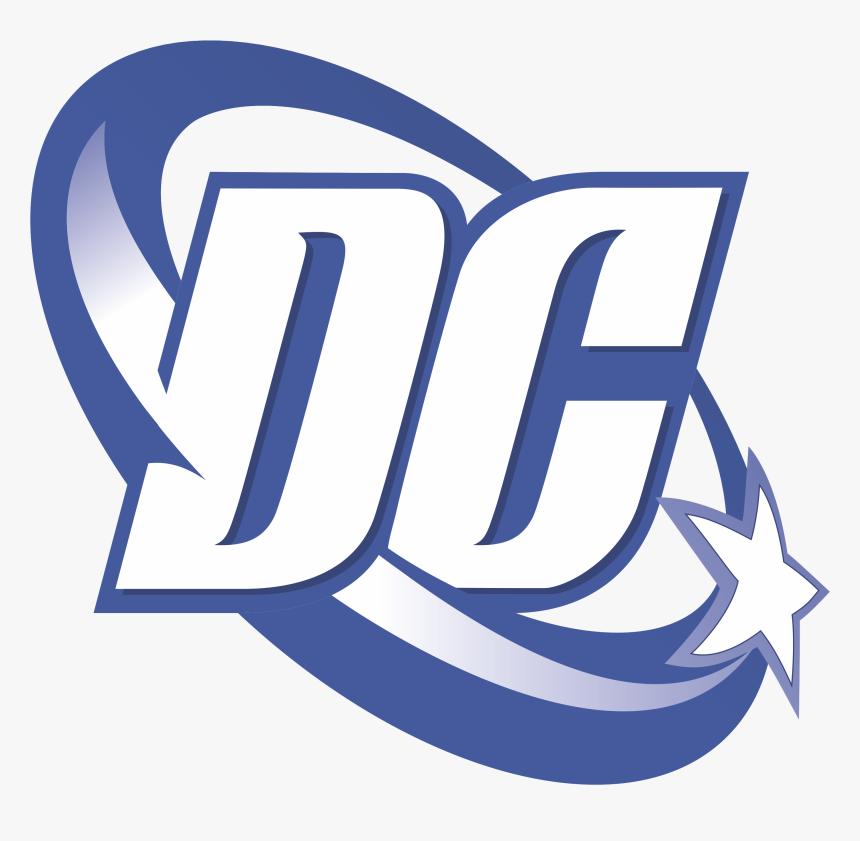 Dc Logo - Dc Comics Logo, HD Png Download, Free Download