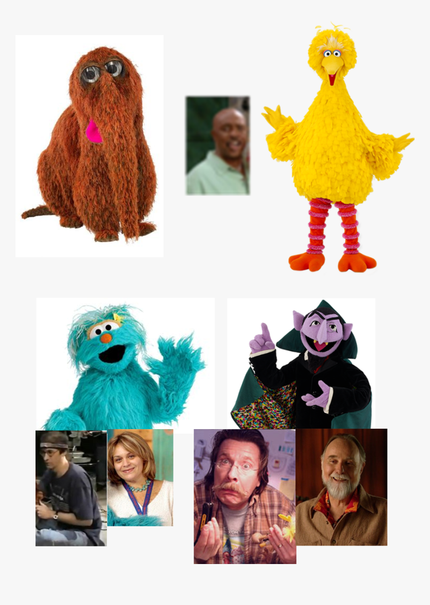 Muppet Wiki Scenes Sesame Street , Png Download - High Resolution Big Bird, Transparent Png, Free Download