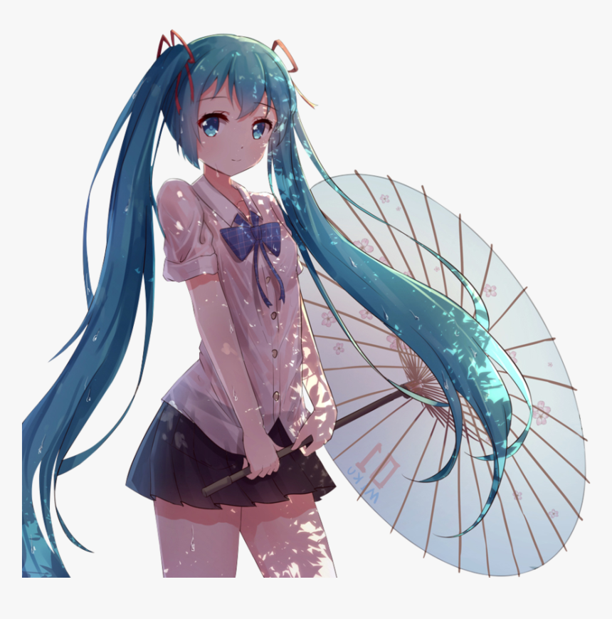 Miku Hatsune Png Transparent Photo - Transparent Hatsune Miku Png, Png Download, Free Download