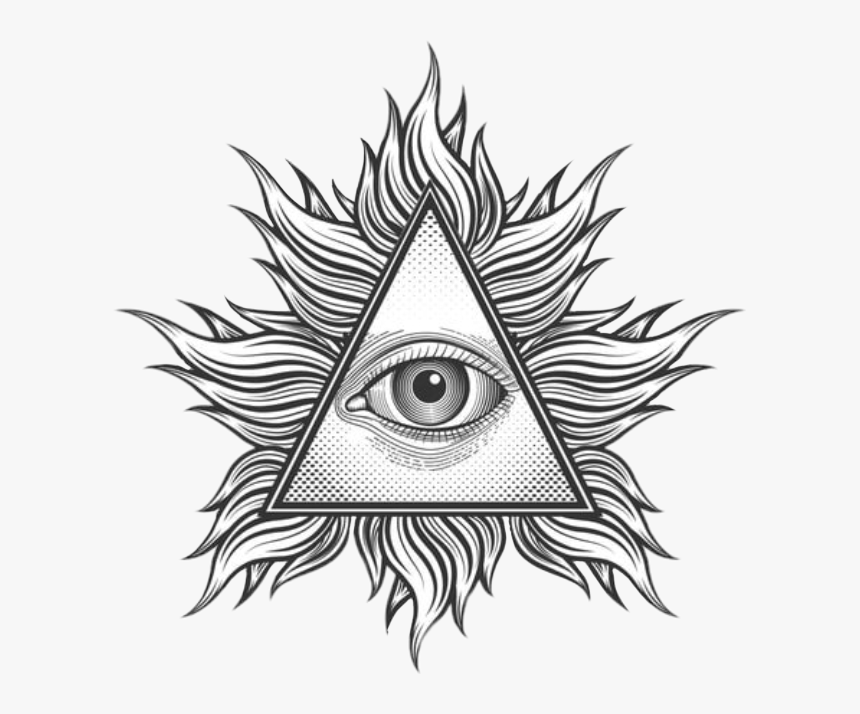 All Seeing Eye, HD Png Download, Free Download