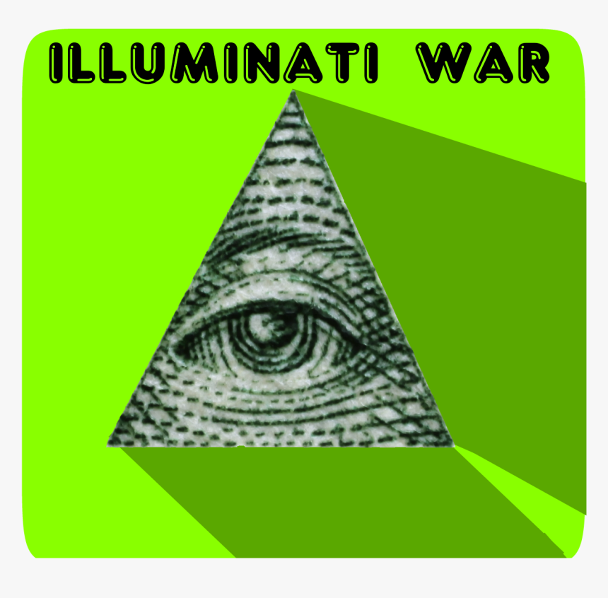 Reptilians Eye Of Providence Illuminati Illuminés Triangle - Illuminati Eye, HD Png Download, Free Download