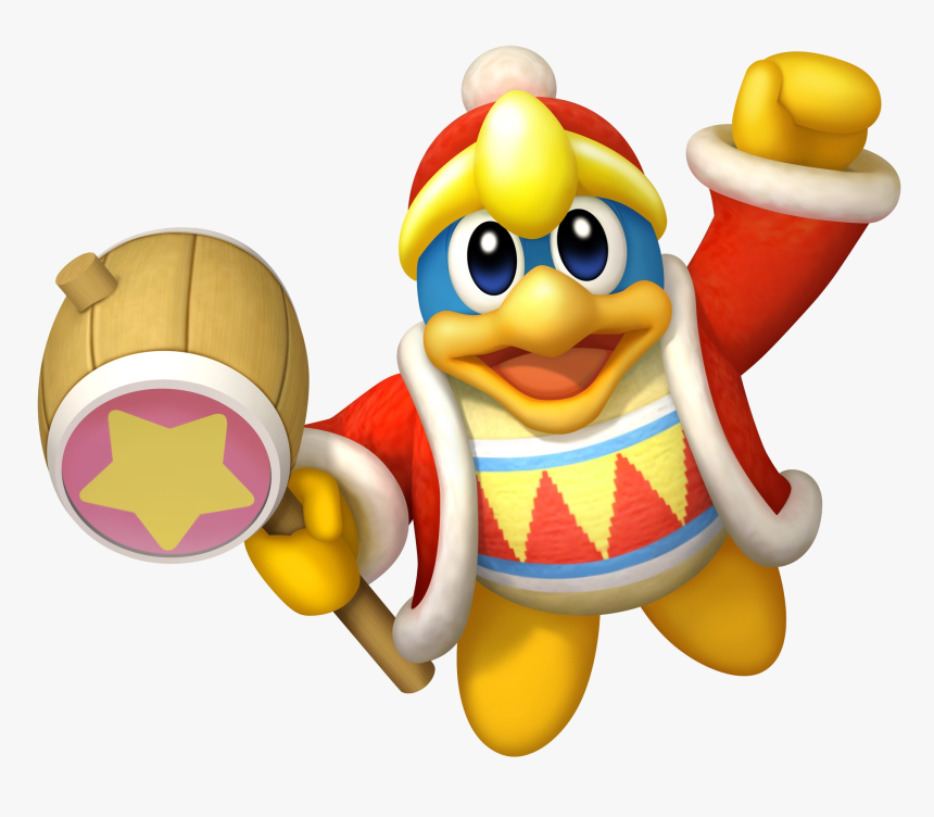 Kh13 - King Dedede Kirby's Return To Dreamland, HD Png Download, Free Download