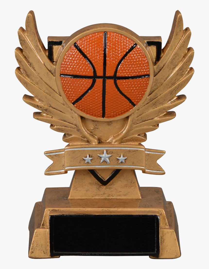 Basketball Victory Wing Series P - Basketball Tournament Trophy Png, Transparent Png, Free Download