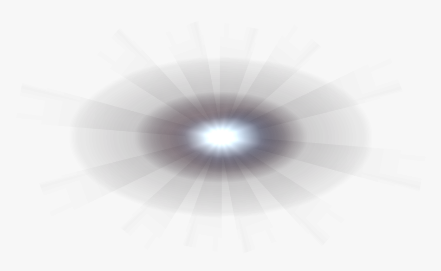 Centered Lens Flare Png Image - Circle, Transparent Png, Free Download