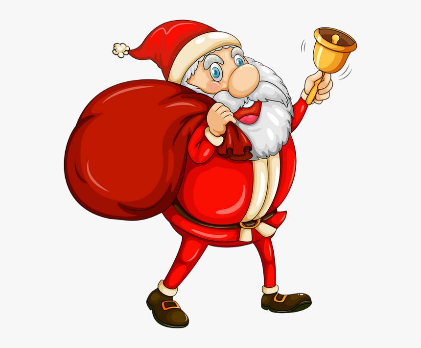 Papa Noel Png Tube Pere Noel Christmas Santa Clipart Transparent Png Kindpng