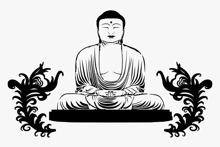 Buddhist Education System - Buddha Mandala Transparent, HD Png Download, Free Download