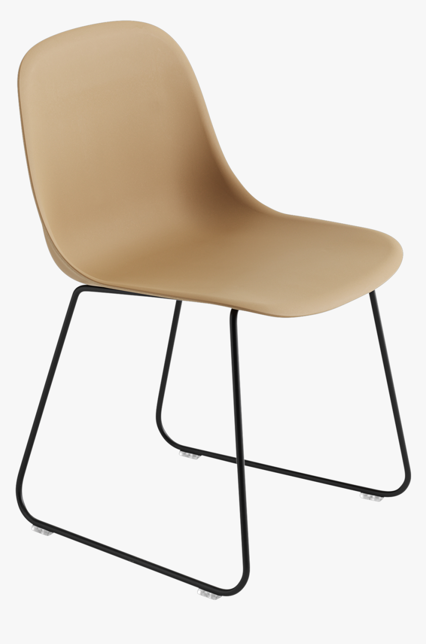 Fiber Side Chair Sled Base - Muuto Fiber Side Chair Sled Base, HD Png Download, Free Download