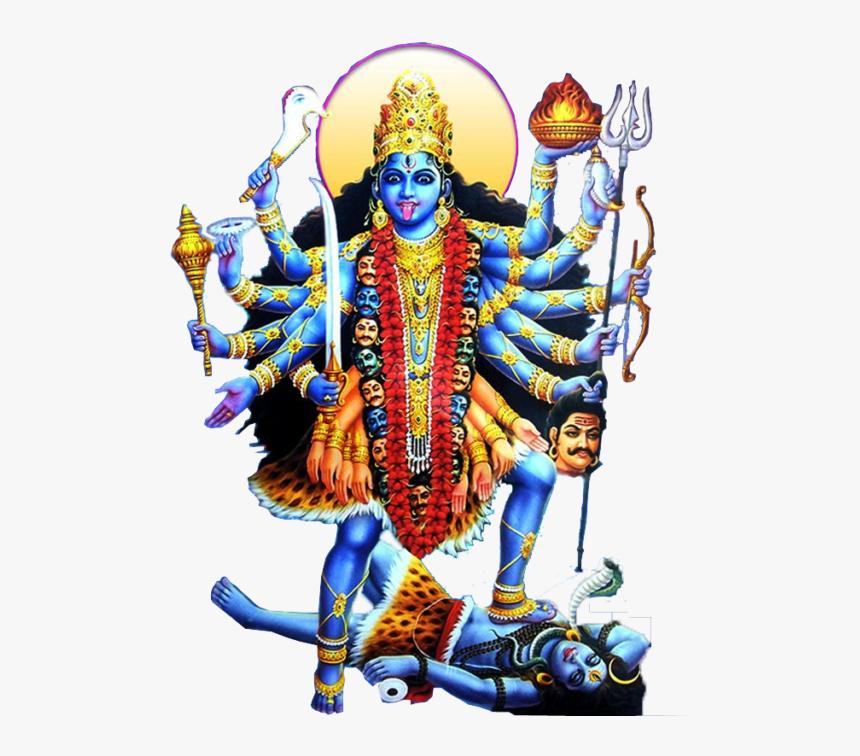 Kali Goddess T Shirt, HD Png Download, Free Download