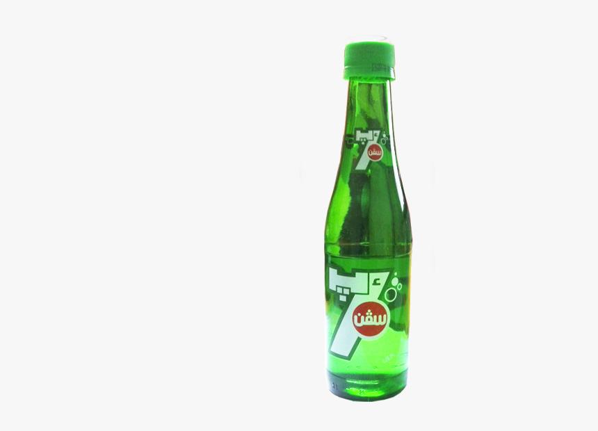 Cold Drink Bottle Png - 7up Glass Bottle Png, Transparent Png, Free Download