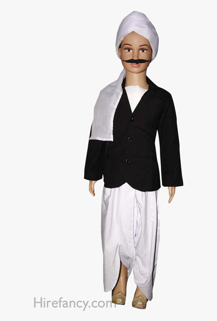 Subramanya Bharathi , Png Download - Formal Wear, Transparent Png, Free Download