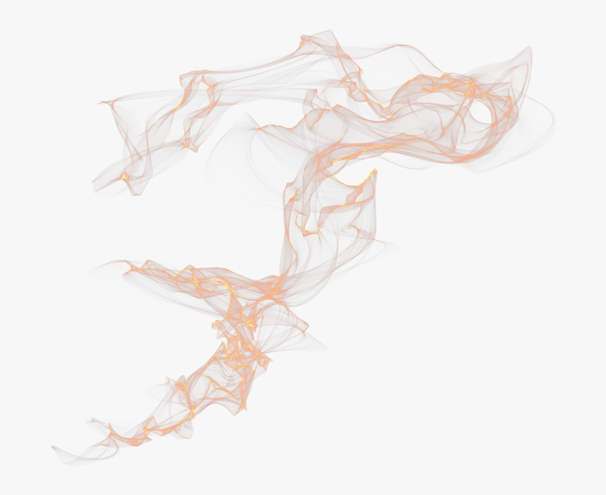 Transparent Smoke Photoshop Png - Vector Gold Smoke Png, Png Download, Free Download