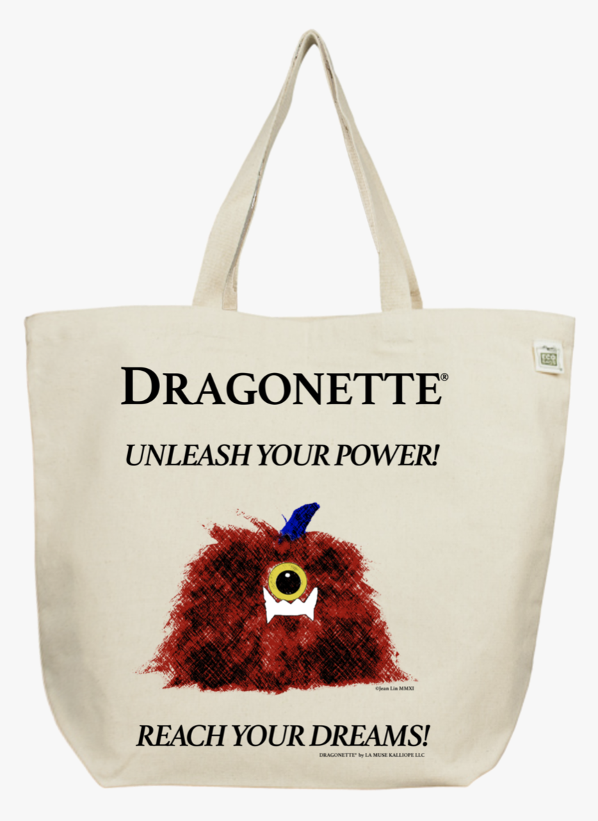 Border Allowance Ecobags Can 801 Recycled Cotton Red - Tote Bag, HD Png Download, Free Download