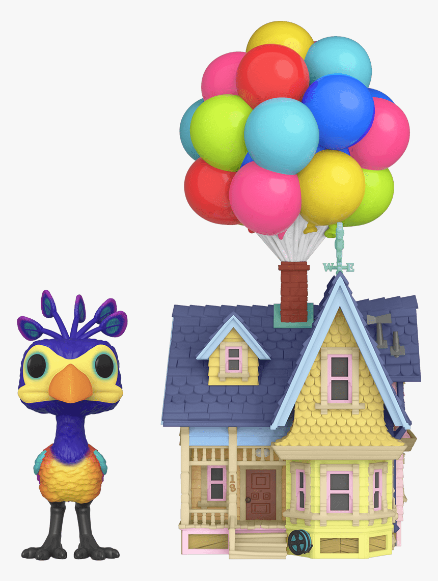 Up House Pop Vinyl, HD Png Download, Free Download