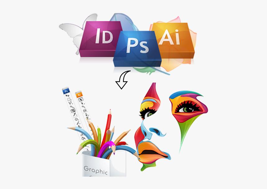 Graphic Designing Logo Png, Transparent Png, Free Download