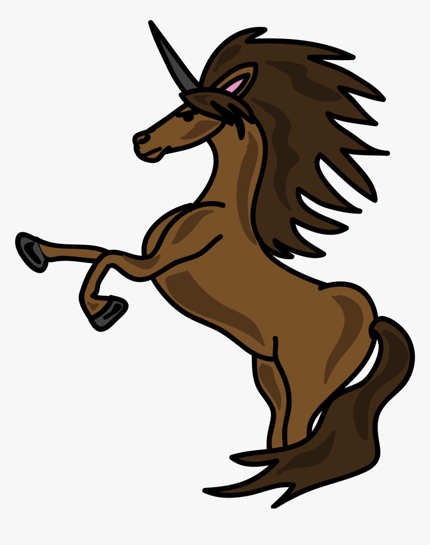 Transparent Unicorn Horn Png - Unicorn Big Clip Art, Png Download, Free Download
