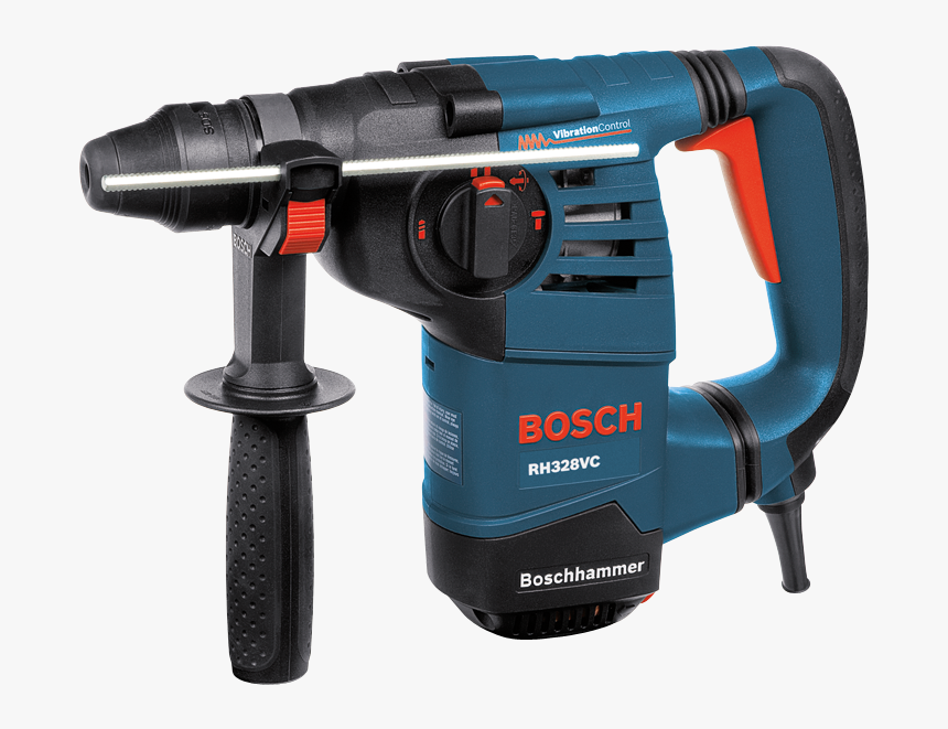 Rh328vc 1 1/8 In - Rotary Hammer Drill Bosch, HD Png Download, Free Download